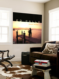 Ed Calle - Sunset Harbor Wall Mural