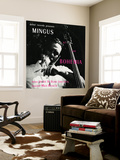 Charles Mingus - Mingus at the Bohemia Wall Mural