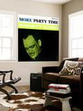 Arnett Cobb - More Party Time Nástěnný výjev