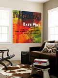Dave Pike - Carnavals Wall Mural