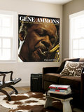 Gene Ammons - Fine and Mellow Wall Mural