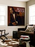 Benny Carter - Jazz Giant Nástěnný výjev