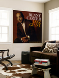 Benny Carter - Jazz Giant Wall Mural