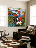 Caribbean Jazz Project - Paraiso Wall Mural