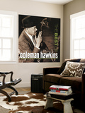 Coleman Hawkins - The Best of Coleman Hawkins Mural