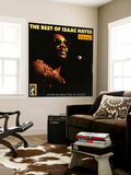 Isaac Hayes - The Best of Isaac Hayes, Volume I Wall Mural