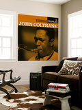 John Coltrane - Prestige Profiles Mural