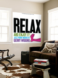 Gerry Wiggins - Relax and Enjoy It! Wall Mural