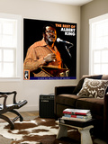 Albert King - The Best of Albert King Mural