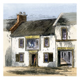 Tam O'shanter Tavern of Poems by Robert Burns Giclee Print