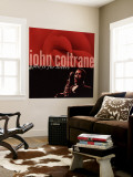 John Coltrane - John Coltrane Plays For Lovers Mural