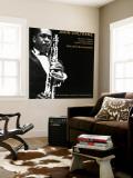 John Coltrane - Bye Bye Blackbird Wall Mural