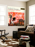 Cannonball Adderley - John Benson Brooks Alabama Concerto Wall Mural