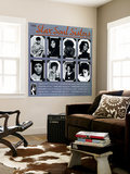 The Stax Soul Sisters Wall Mural