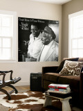 Count Basie and Oscar Peterson - Night Rider Wall Mural