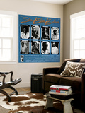 The Stax Blues Brothers Wall Mural