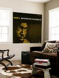 John Coltrane - Traneing In Nástěnný výjev