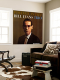 Bill Evans Trio - Portrait in Jazz Mural