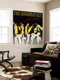 The Dramatics - The Dramatics Live Vgplakat