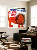 Andre Previn - King Size Vægplakat