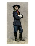Major General George Armstrong Custer Giclee Print
