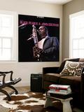 John Coltrane - Black Pearls Vægplakat