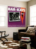 Bar-Kays - The Best of the Bar-Kays Vægplakat