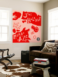 Joe Holiday - Mambo Jazz Wall Mural