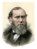 Allan Pinkerton, Founder of the First Us Private Detective Agency Giclee Print