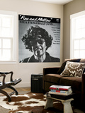Ella Fitzgerald - Fine and Mellow Wall Mural