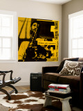 Sonny Rollins - Sonny Rollins with the Modern Jazz Quartet Wall Mural