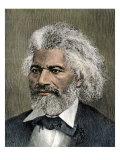 Frederick Douglass Portrait Giclee Print