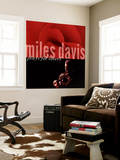 Miles Davis - Miles Davis Plays for Lovers Wall Mural
