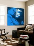 Otis Spann, The Blues Never Die! Nástěnný výjev