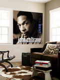John Coltrane - The Best of John Coltrane Nástěnný výjev