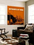Outskirts of Town Nástěnný výjev