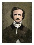 Edgar Allen Poe Giclee Print