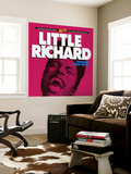 Little Richard, The Georgia Peach Wall Mural