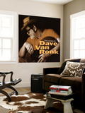 Dave Van Ronk - Two Sides of Dave Van Ronk Wall Mural