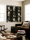 Oscar Peterson, Joe Pass, Niels-Henning Orsted Pedersen - The Trio Wall Mural