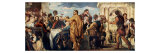The Wedding at Cana, Where Jesus Turned Water into Wine Giclee Print