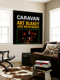 Art Blakey & The Jazz Messengers - Caravan Wall Mural