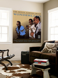 Benny Carter Group - Wonderland Wall Mural