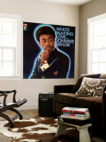 Johnnie Taylor - Who&#39;s Making Love Wall Mural