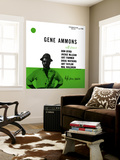 Gene Ammons - Legends of Acid Jazz: Gene Ammons Wall Mural