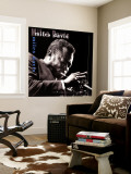 Miles Davis All-Stars - Jazz Showcase (Miles Davis) Mural