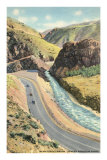 Bear Creek Canyon, Denver Mountain Park Posters