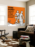 John Fahey - The Dance of Death and Other Plantation Favorites Wall Mural