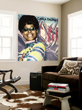 Carla Thomas - Sugar Wall Mural