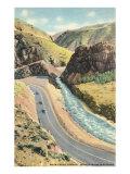 Bear Creek Canyon, Denver Mountain Park Poster